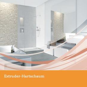 Extruder-Hartschaum